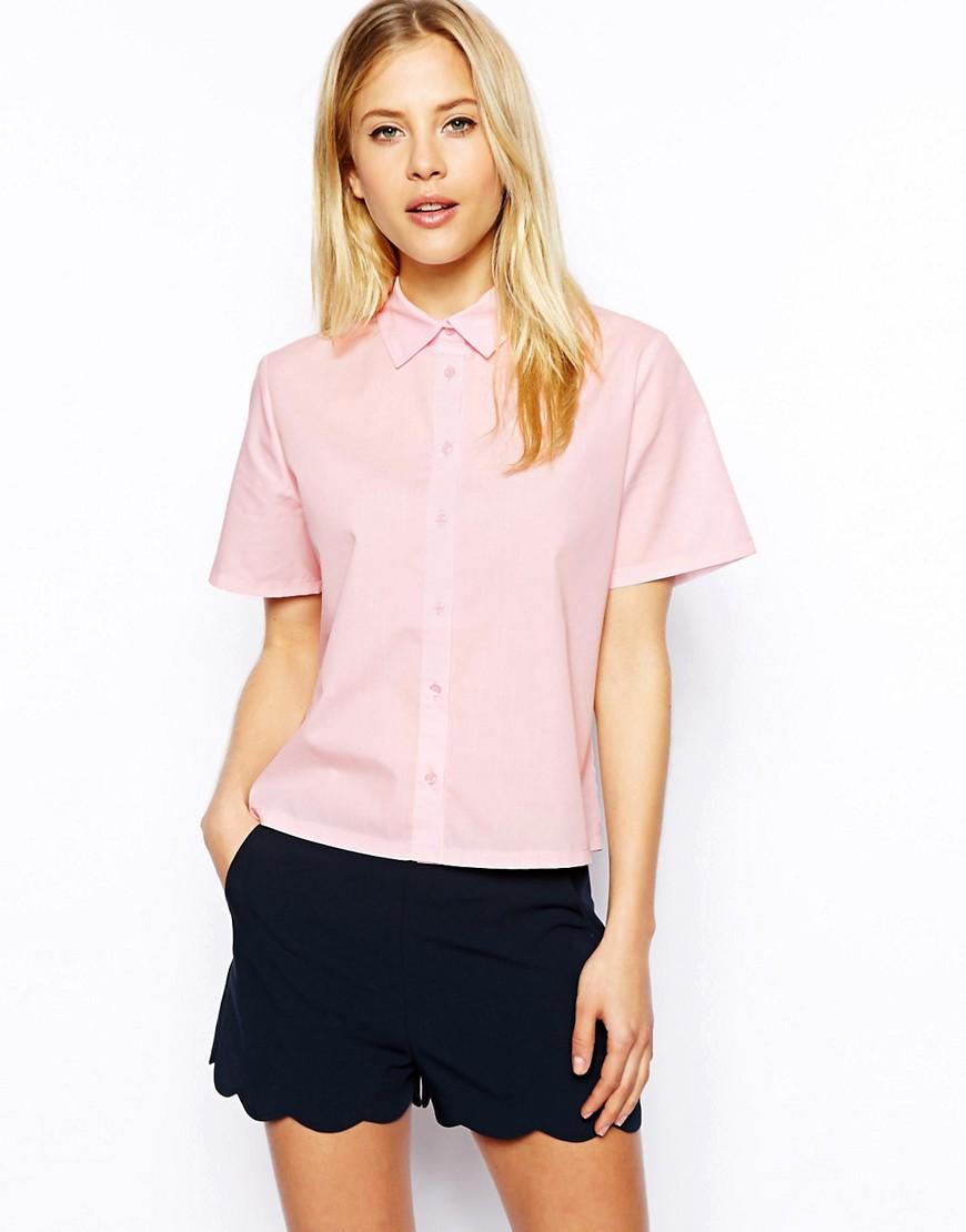 647e1cc93ce Оттенки и кому подходят. В зависимости от оттенка рубашки розового ...