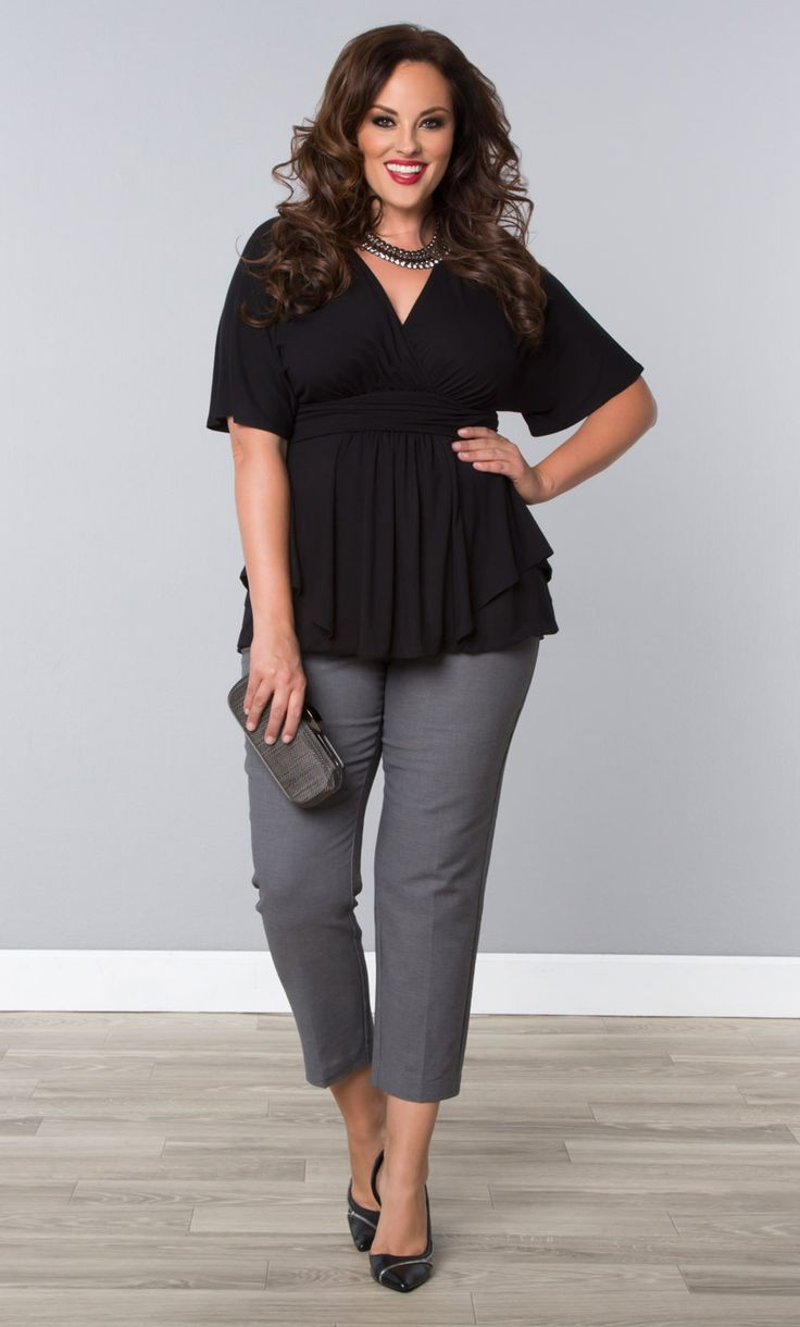 Great fashion tips for plus size women