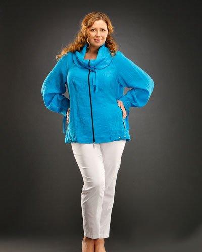 Ветровки женские большого размера  легкие и стильные модели для ... d8daa8792f5