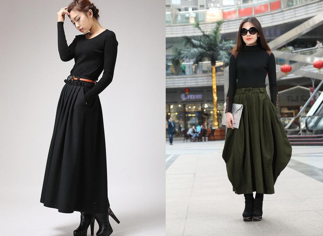 Сайт юбки длинные
