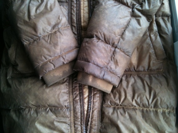 американская зимняя куртка для низких температур