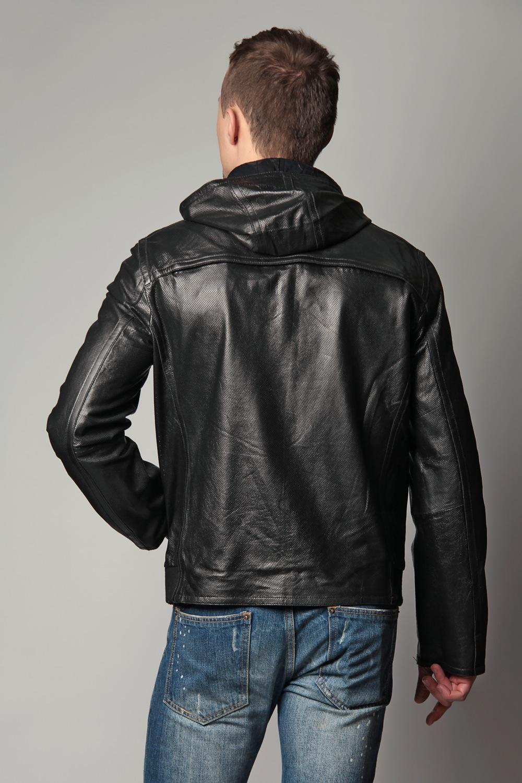 Кожаные куртки армани купить