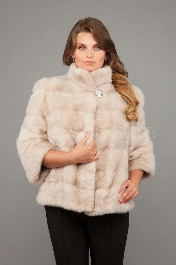 90a2b4295db Куртка из норки (47 фото)  как называются