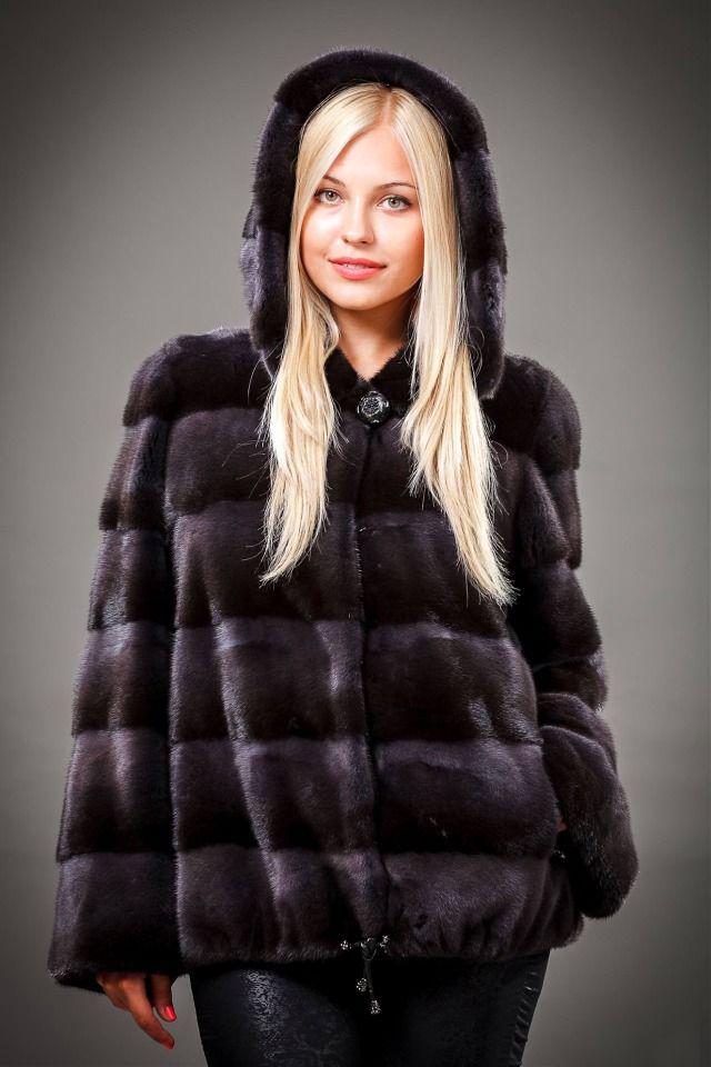 cbddf7c3dcf Куртка из норки – заветная мечта каждой женщины