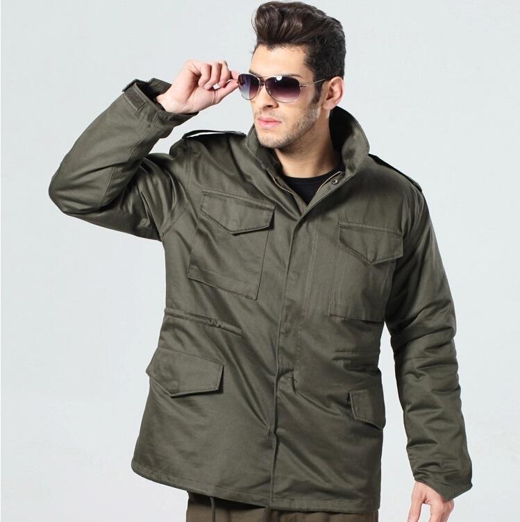 Купить Зимнюю Куртку М65 В Москве