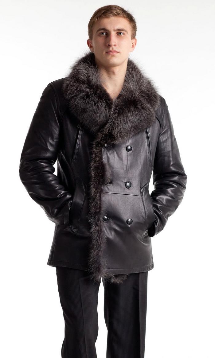 Купить Мужскую Зимнюю Кожаную Куртку С Мехом В Екатеринбурге