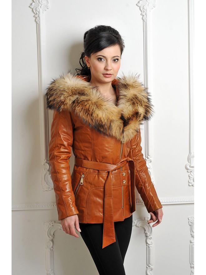 Купить Зимнюю Кож Куртку