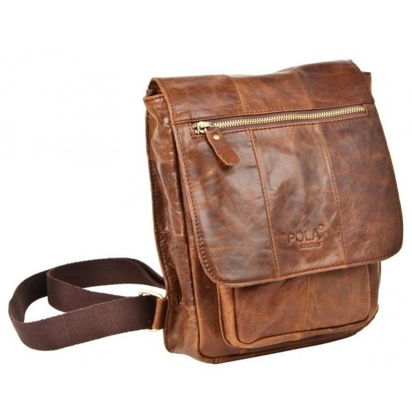 сумки мужские кожаные через плечо фото