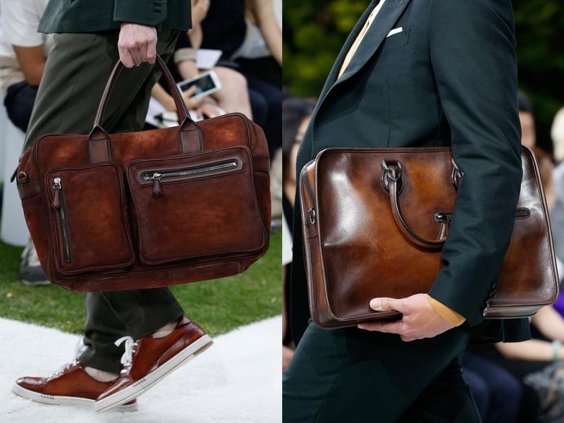 f66530a3e231 И, хотя декоративным особенностям сумок представители сильного пола придают  гораздо меньше значения, чем женщины, нельзя сказать, что они полностью ...