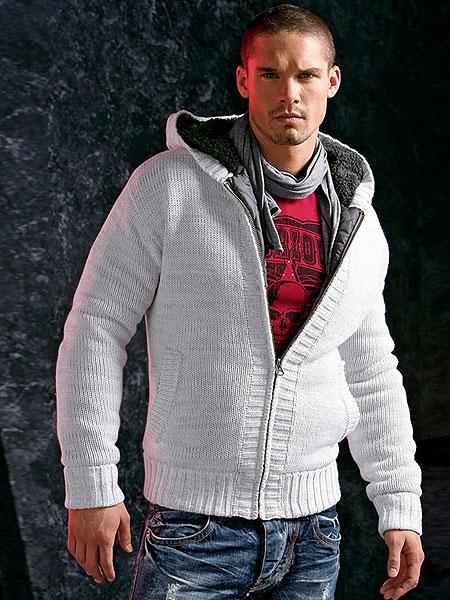 Белые мужские куртки (31 фото): новый модный тренд