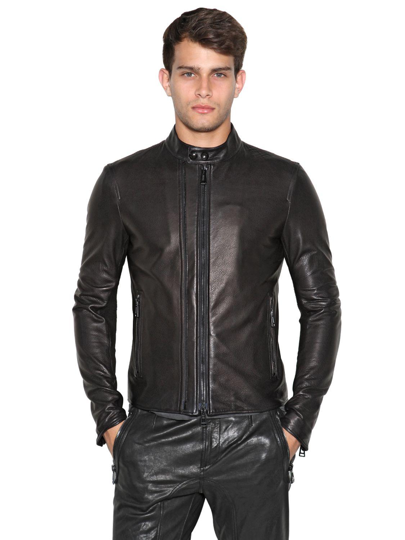 Купить Мужскую Стильную Кожаную Куртку В Спб
