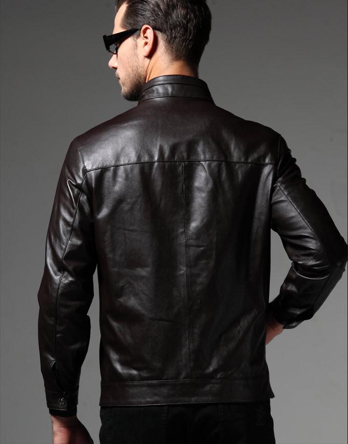 Итальянские Кожаные Куртки Мужские