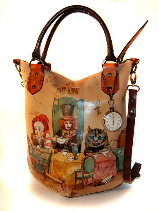 a296dc9c4e03 Поэтому, если вы устали слепо следовать трендам и покупать сумки «как у  всех», присмотритесь к изделиям, создаваемым вручную.