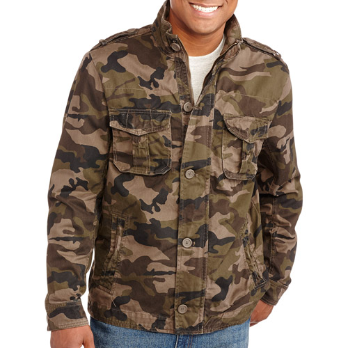 Летние Куртки В Стиле Милитари Мужские Купить