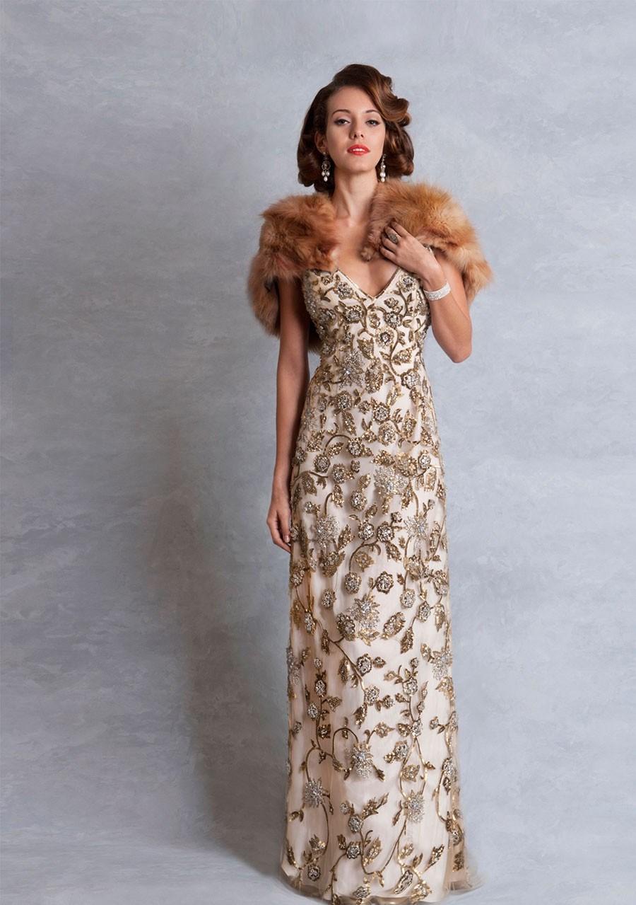 Платье из меха своими руками фото 117