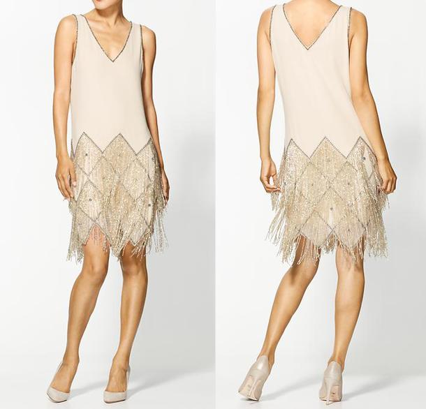 Платья в стиле, «гэтсби» (48