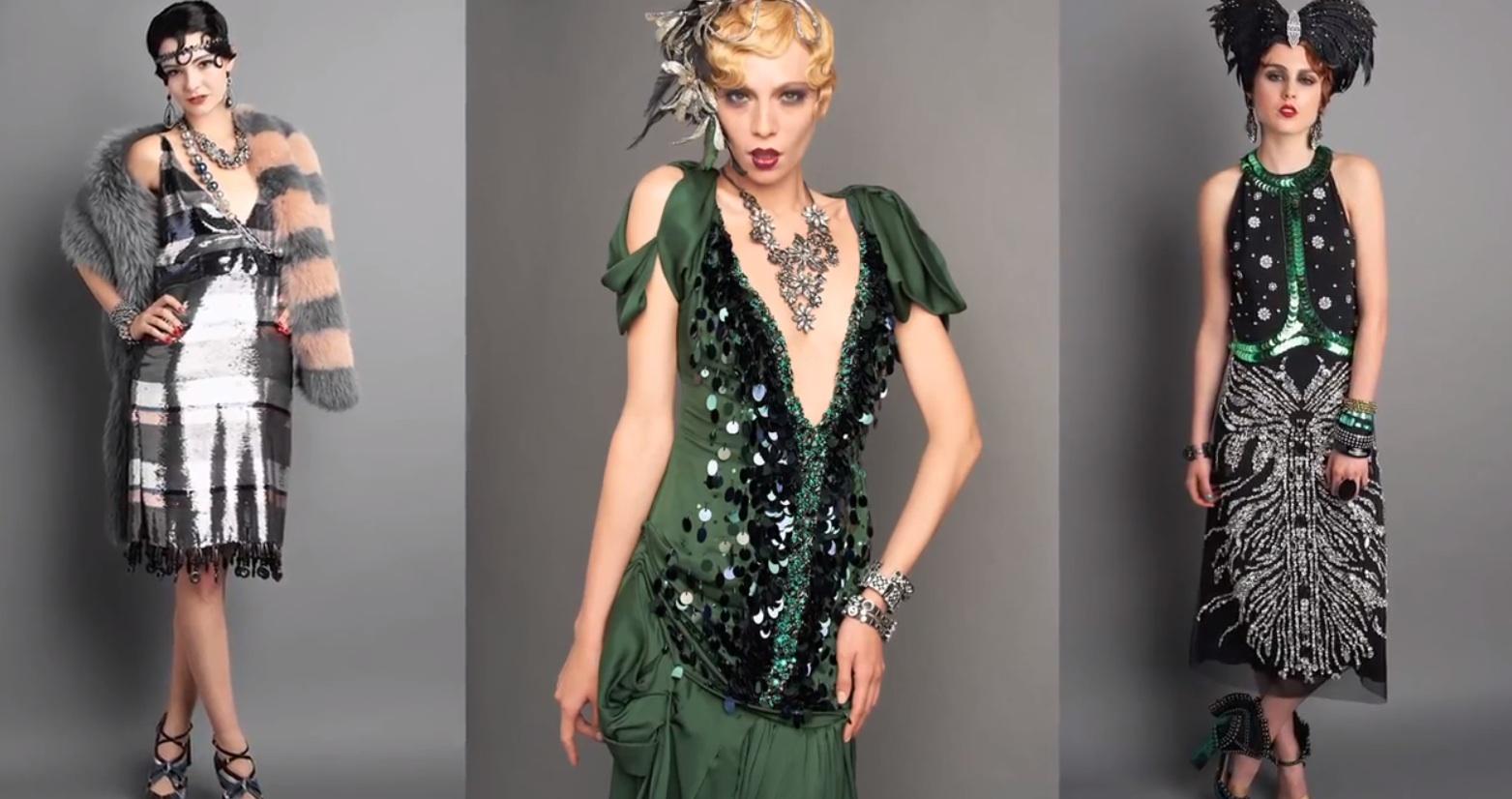 Платье В Стиле Гэтсби Где Купить