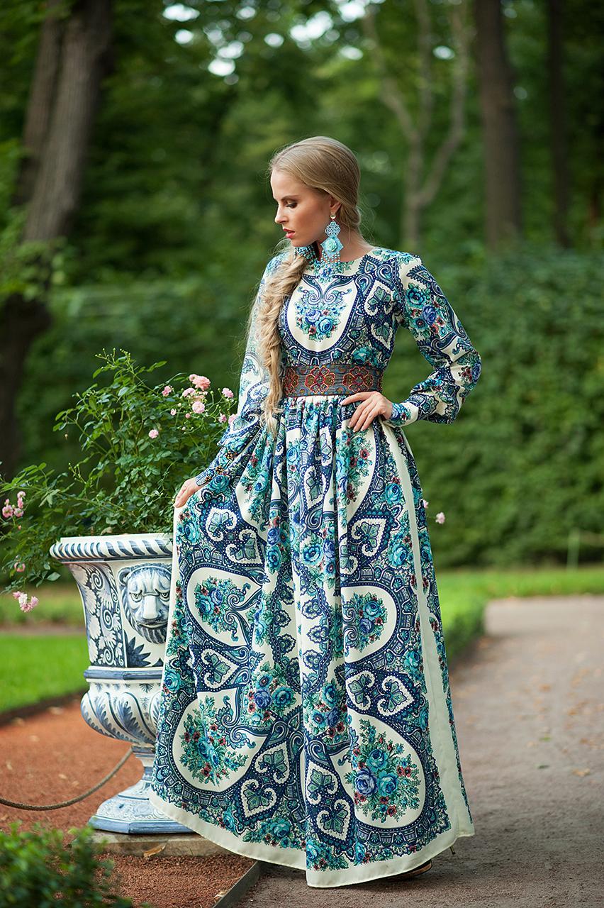 Фото платьев русских дизайнер