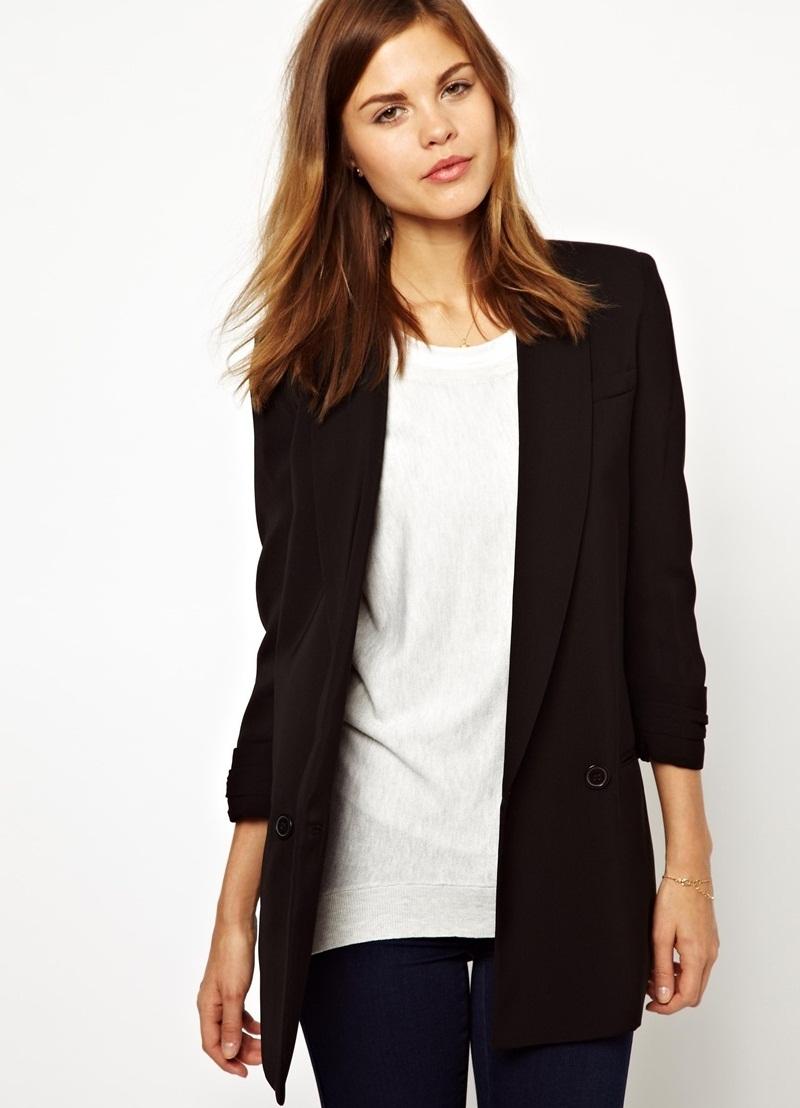 удлиненные пиджаки фото