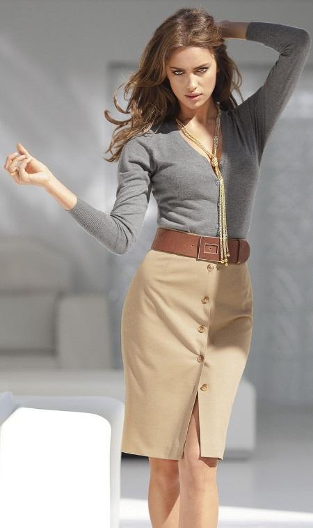 Как сшить юбкукарандаш Мастеркласс с выкройками и