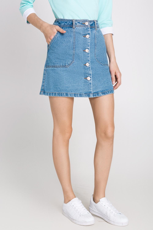 Скачать девчонок в джинсовых юбках фото 228-325