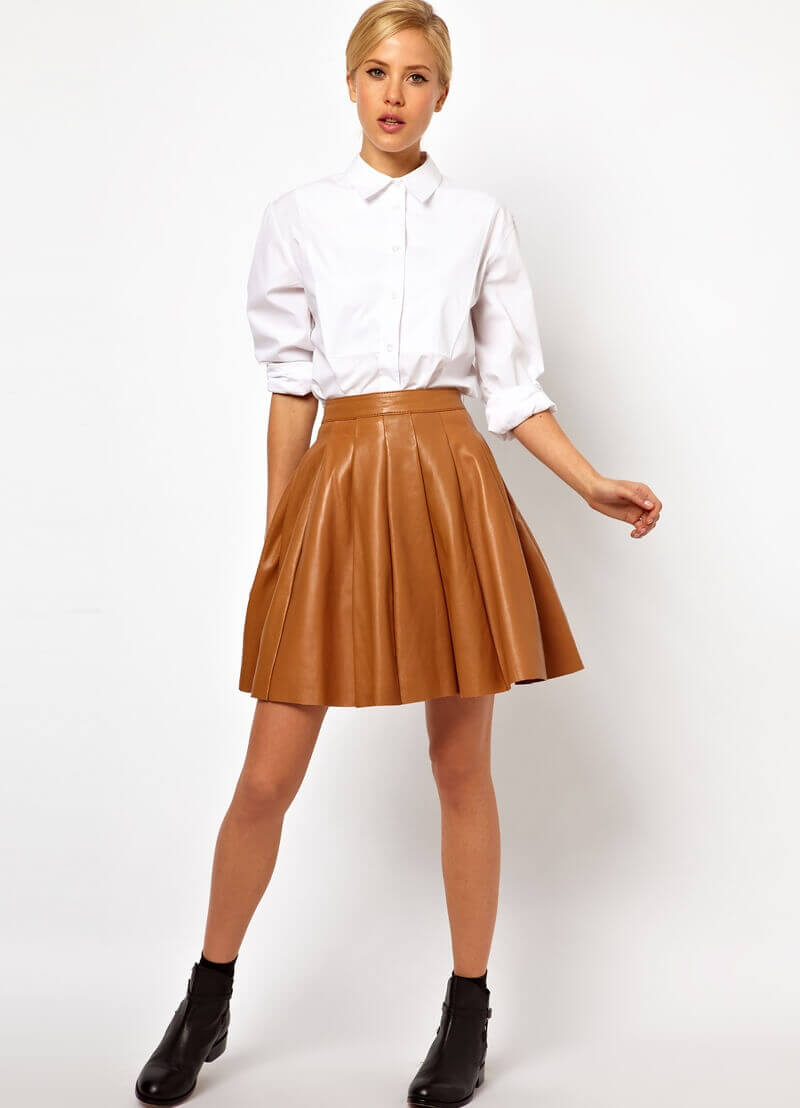 Блузки с юбкой полусолнце фото