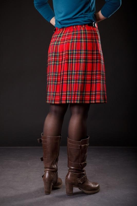 Купить Шотландскую Юбку Женскую