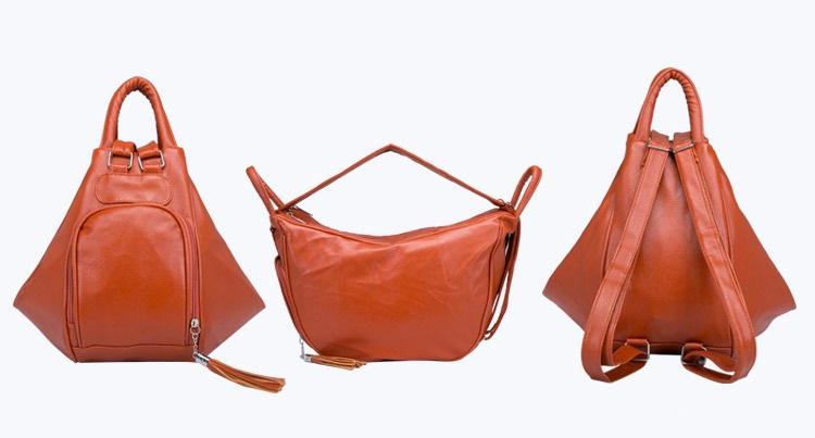 Сумка-рюкзак трансформер выкройка