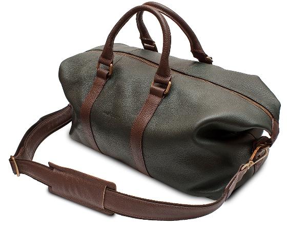 Путешествия, командировки, отпуск – все это требует наличия дорожной сумки,  куда можно уложить свои личные вещи. Кожа – один из лучших, если не лучший  ... 5924b42c682