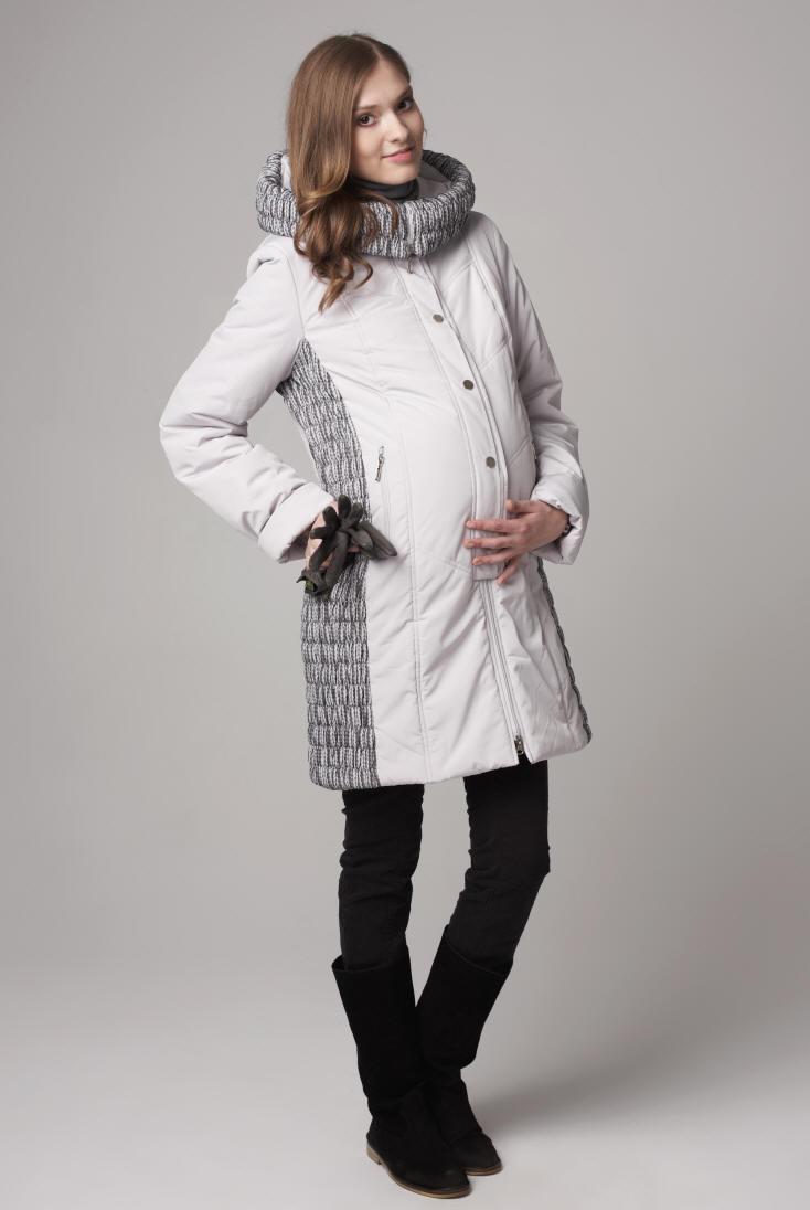 24c3c8819638826 Пуховики для беременных (48 фото): зимние, легкие, трапеция, со ...