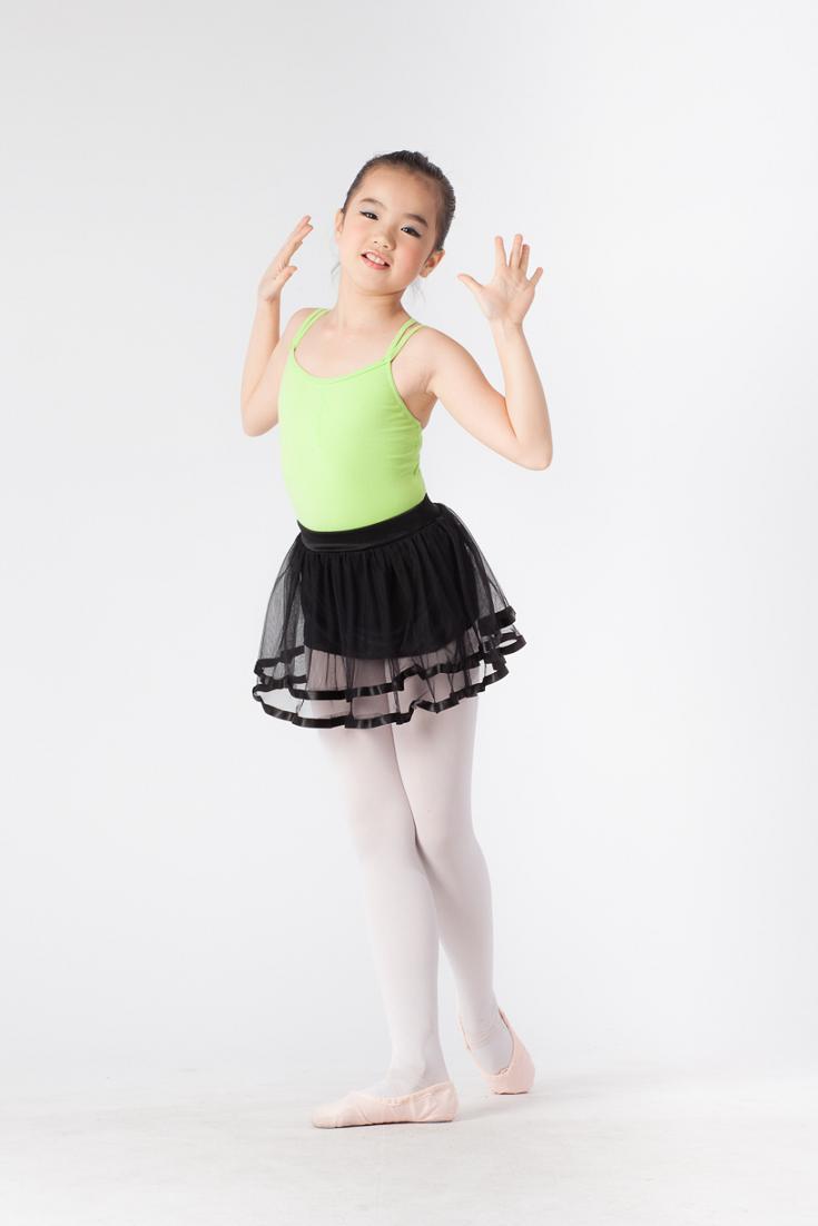 Танцы с юбками виды