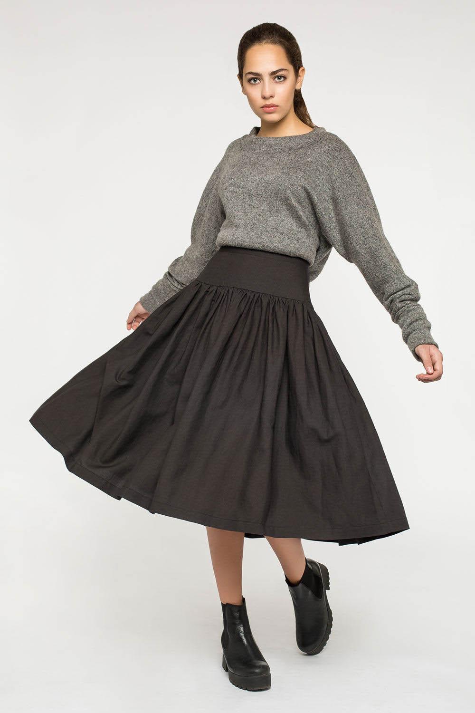 как научиться делать юбки