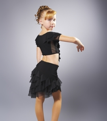 Длинные юбки для бальных танцев