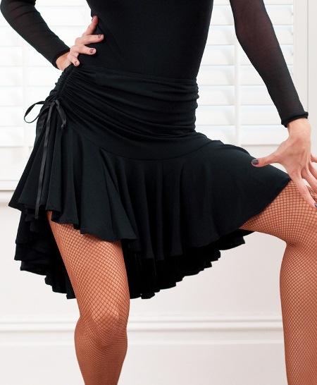 Юбка для бального танца для детей