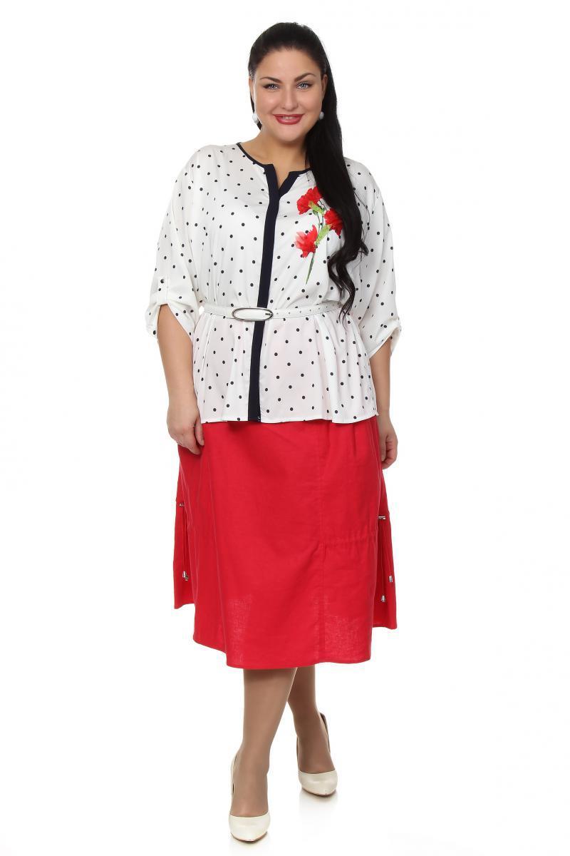 Продажа красивых женских юбок для полных недорого