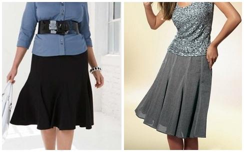Сшить юбку для женщины 50 лет своими руками с животиком 67