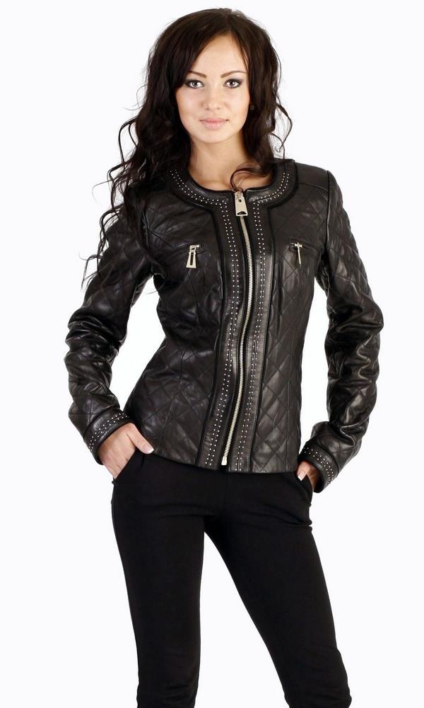 Кожаные куртки натуральная