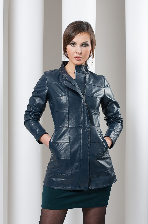 Кожаные куртки заклепки
