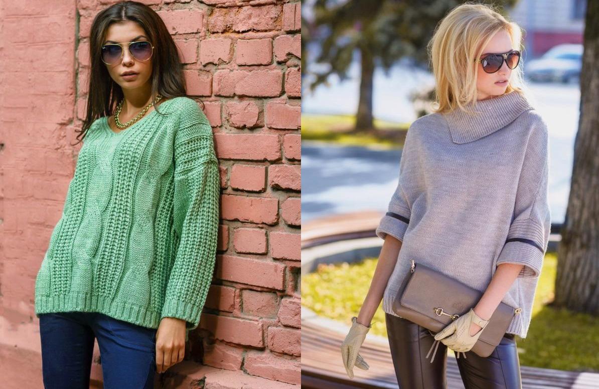 Модные Вязаные Пуловеры 2015 Доставка