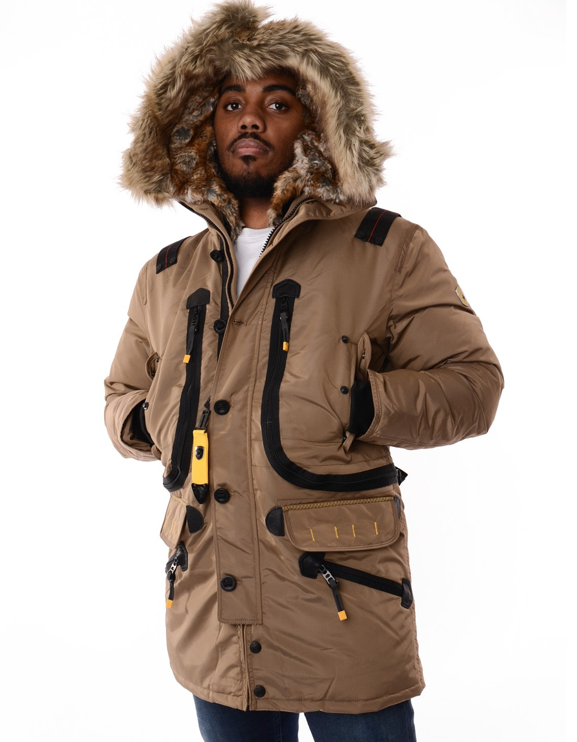 Валленштейн куртки