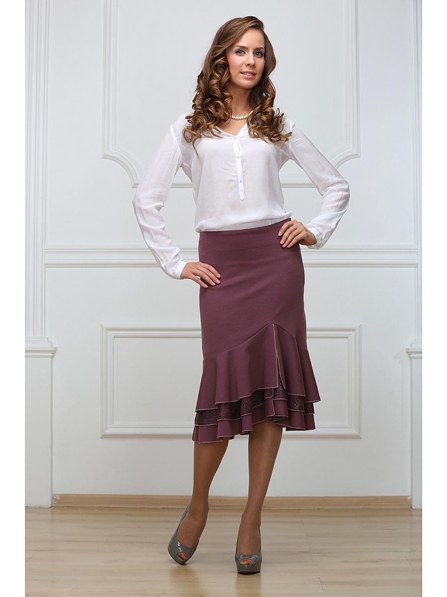 Сшить летнюю юбку с воланами фото 467