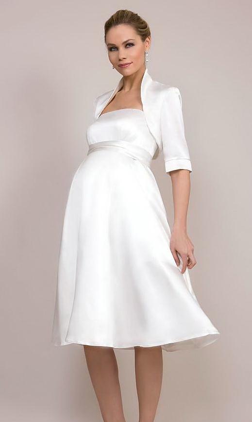 Cвадебные платья для беременных картинки