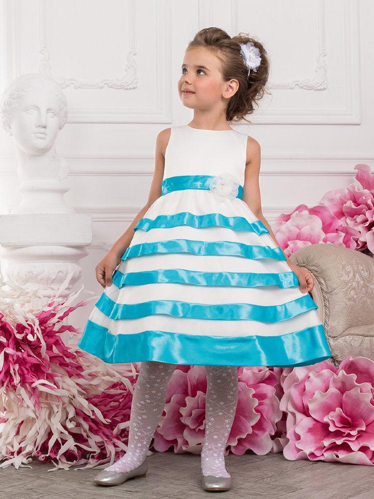 Детские платья нарядные на 5 лет