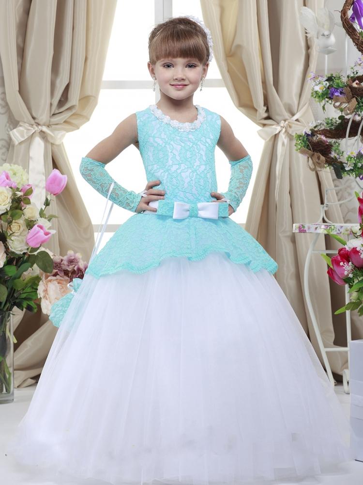 Маленькой девочке платье на свадьбу