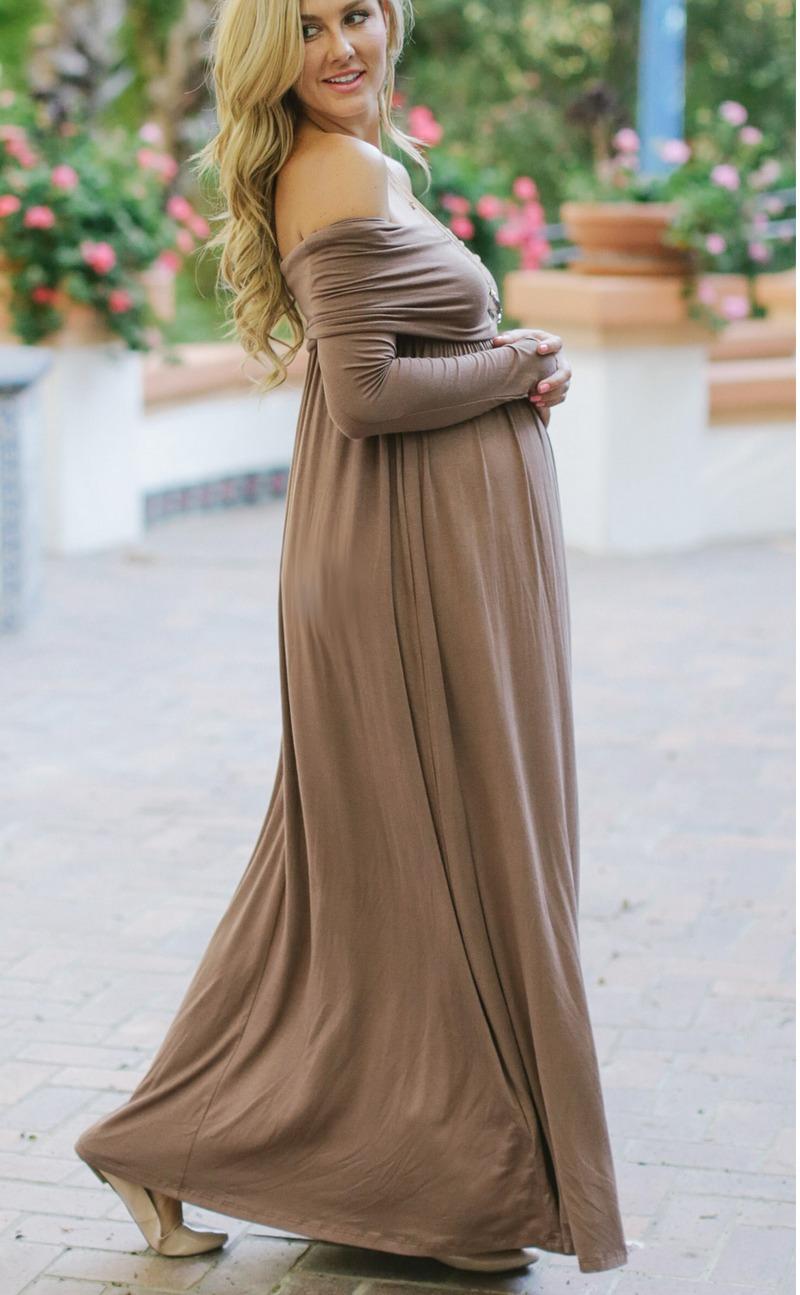 Платье Для Беременных В Пол Купить