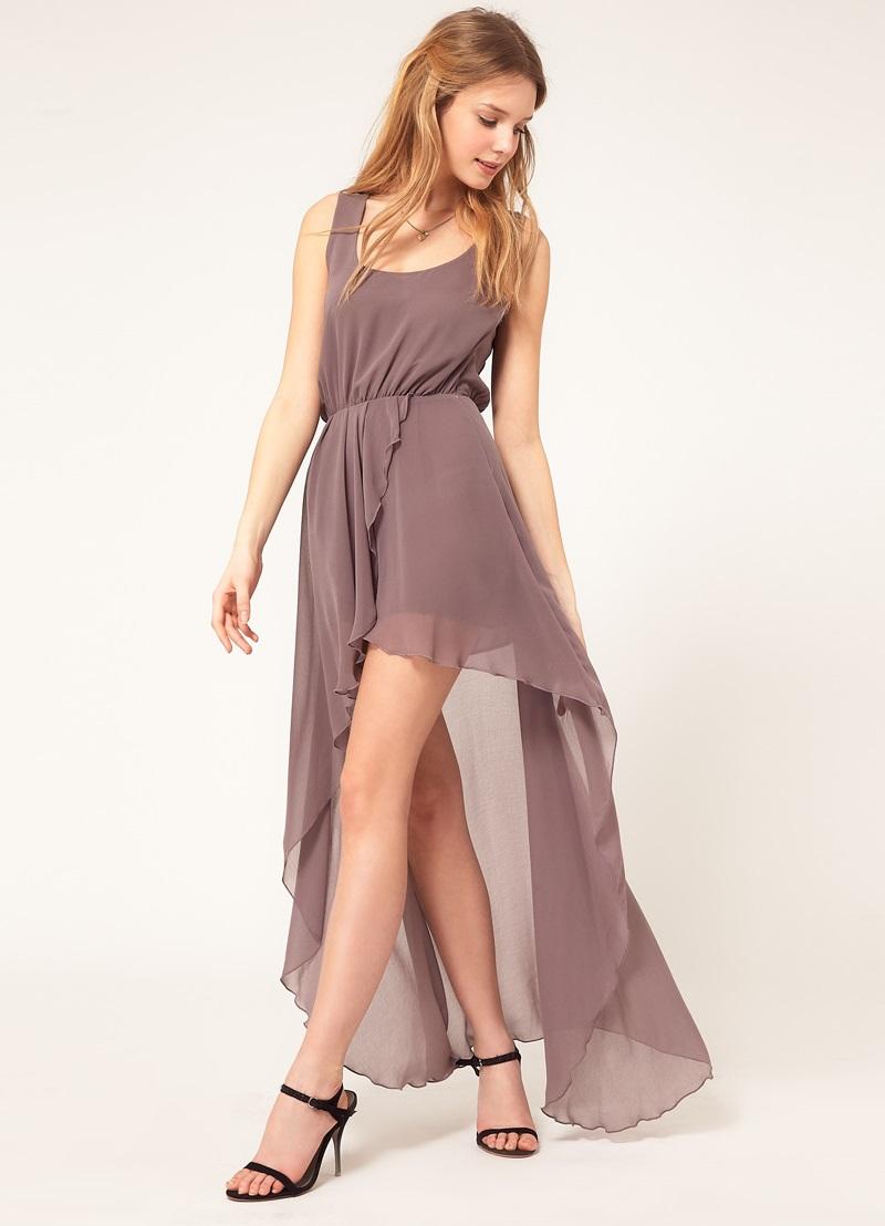 Модели платьев из трикотажа с длинным рукавом фасоны