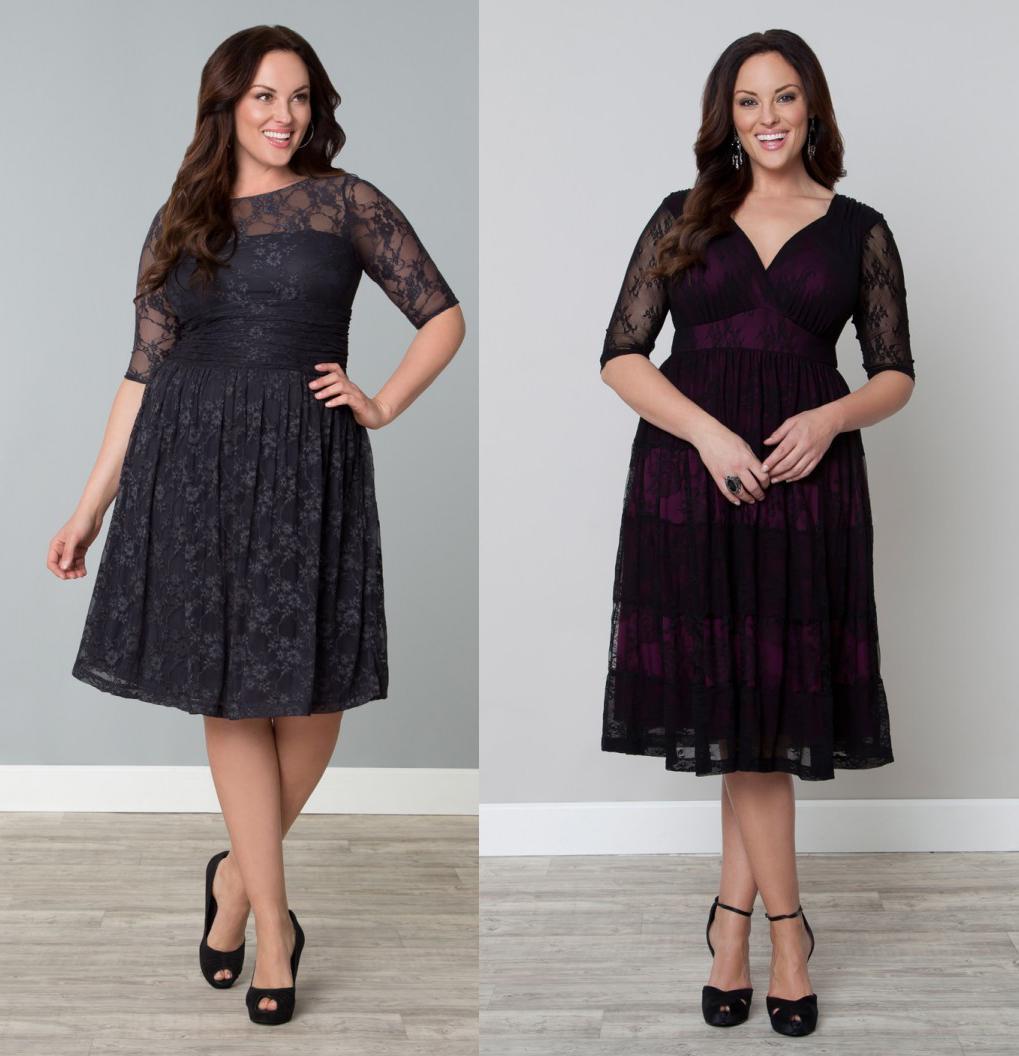 Красивые пышные платья для женщин