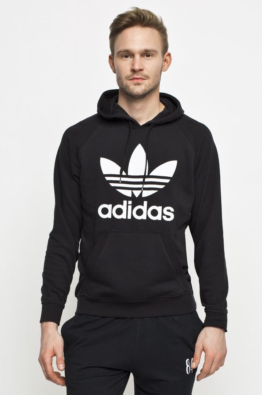 Bluzy Przez gu0142owu0119 - adidas Originals - Bluza.