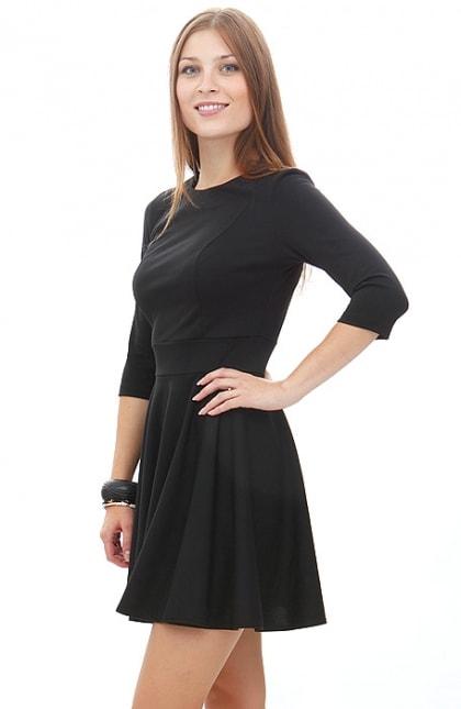 c5f3c56039200a6 ... и сегодня очень популярен. Такие модели удобнее роскошных платьев в  пол, позволяют продемонстрировать красивые ножки и всегда уместны.