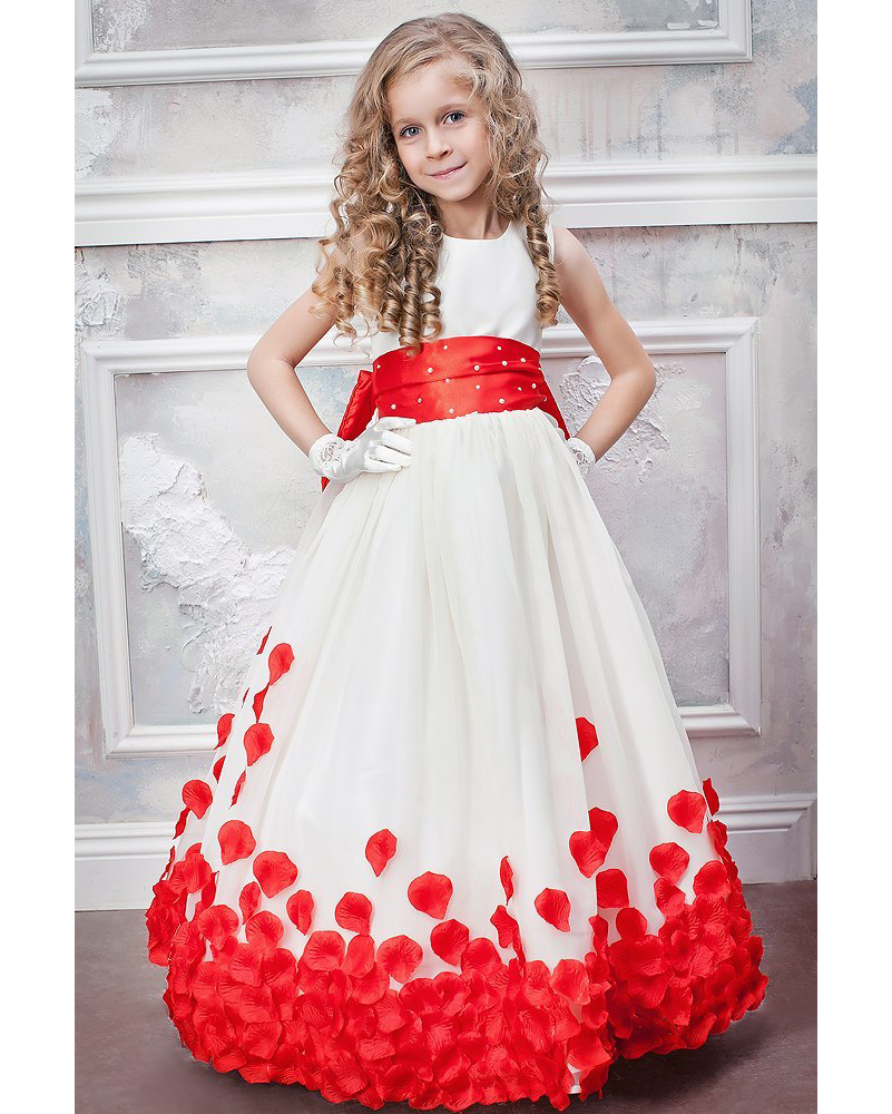 Детские бальные платья для девочек фото